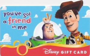DGC - Toy Story-Youve Got a Friend in Me
