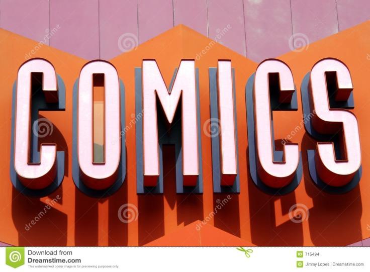 comics-sign-715494